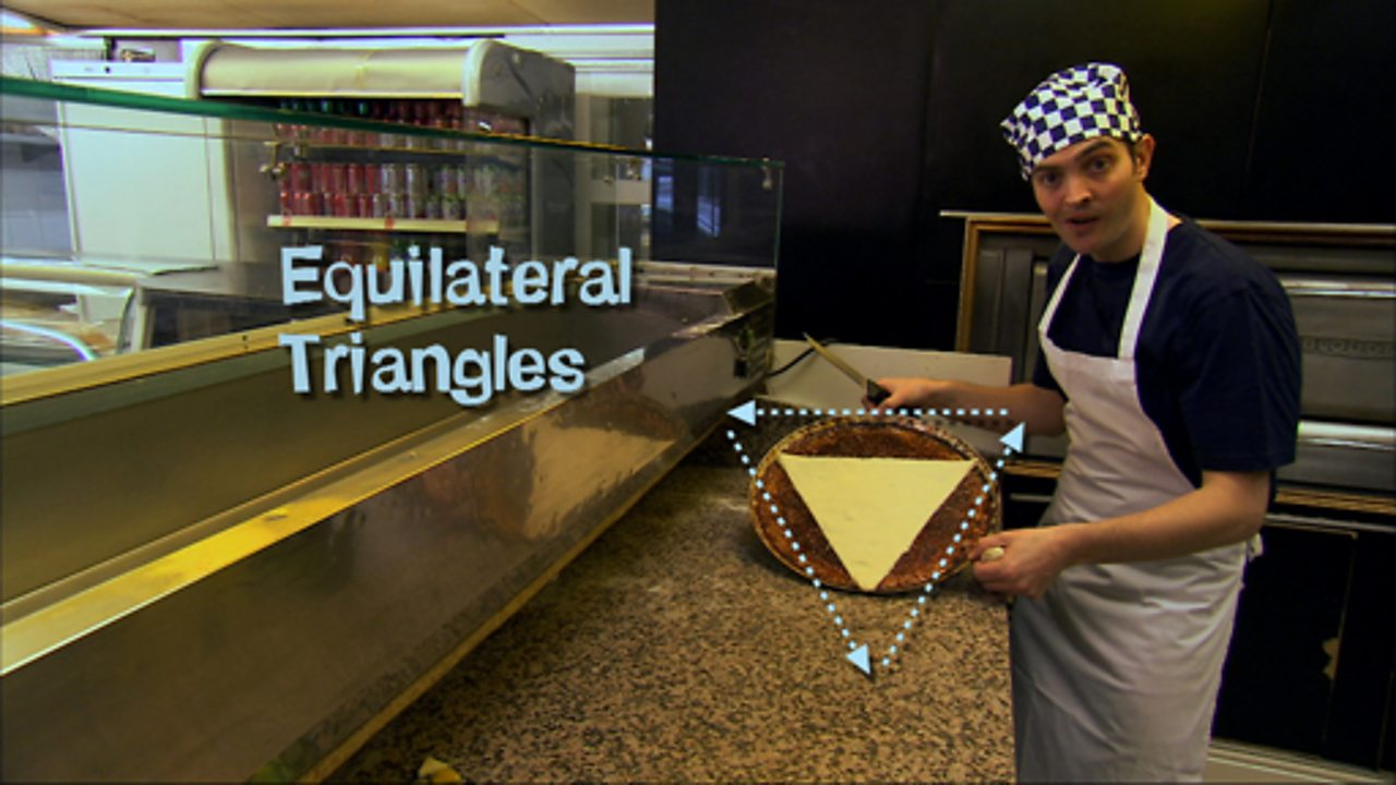 Maths KS2: Problem-solving with equilateral triangles