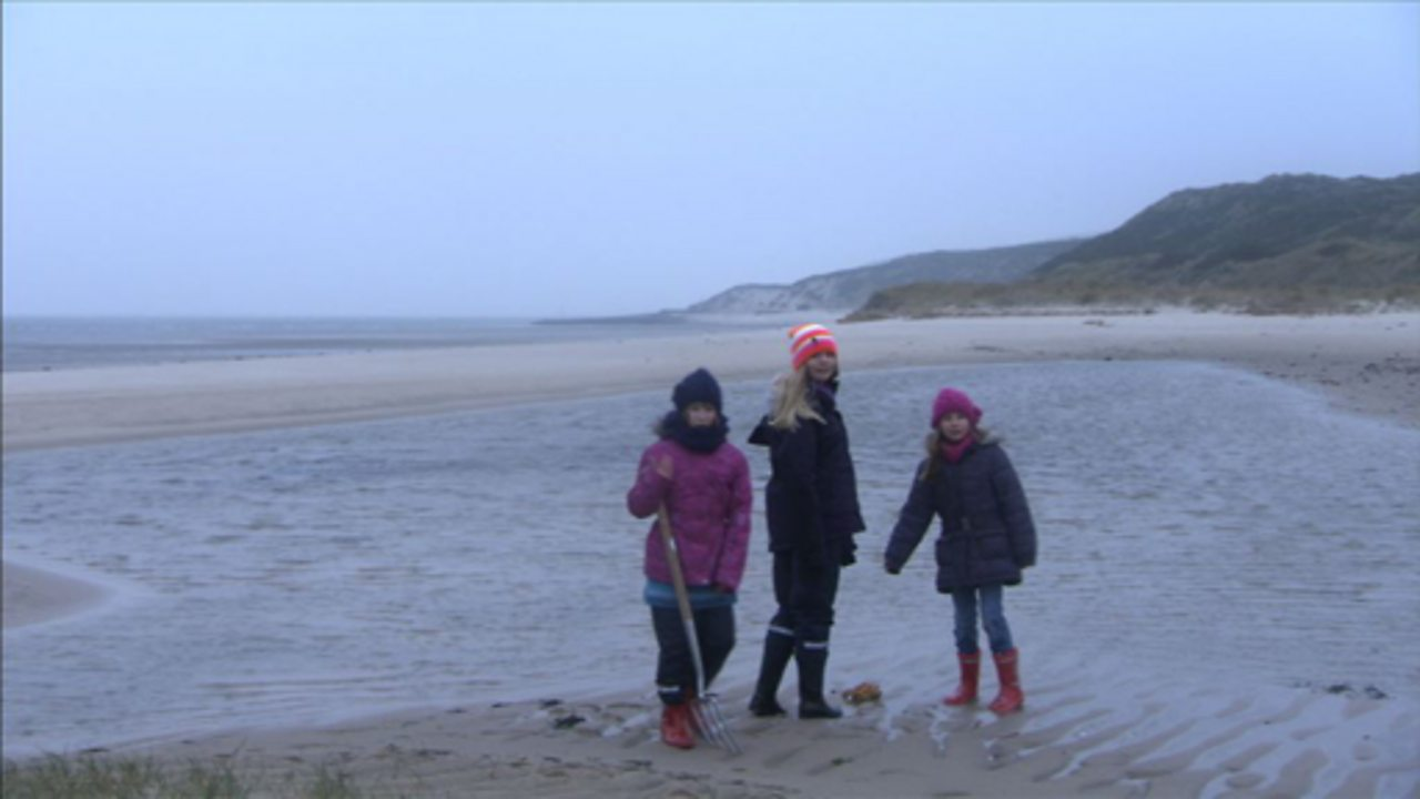 A child-led tour of the North Frisian island of Sylt
