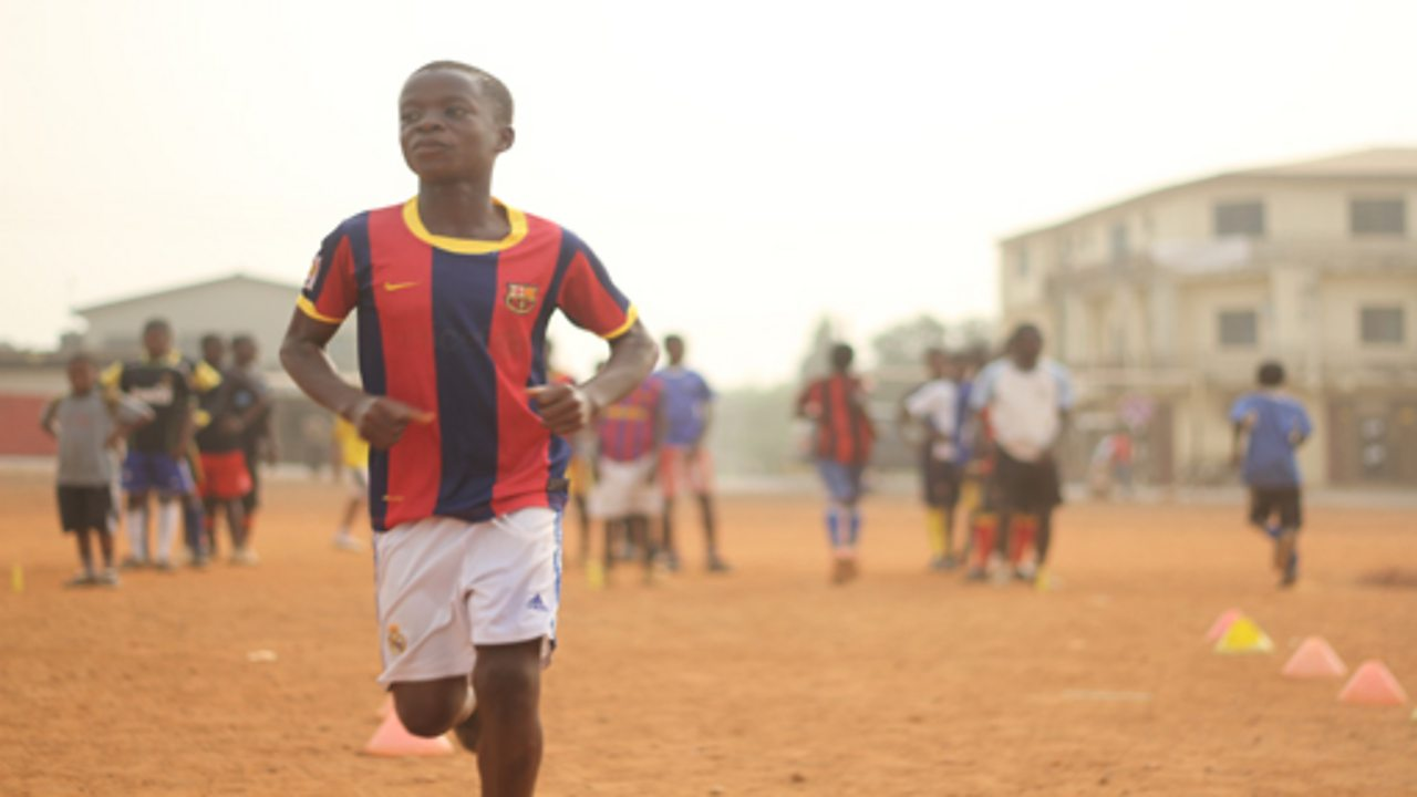Unofficial football academies in Ghana (pt 1/3)