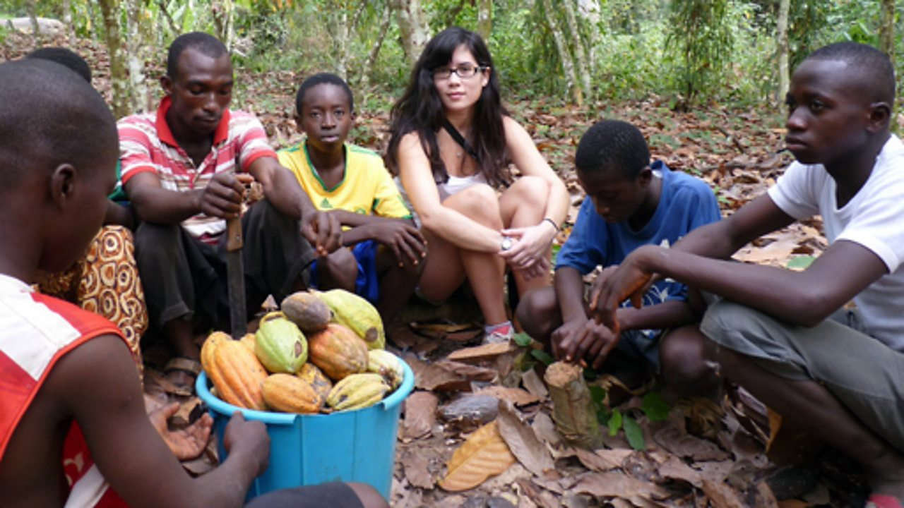Child labour on cocoa plantations in Ghana (pt 2/3)