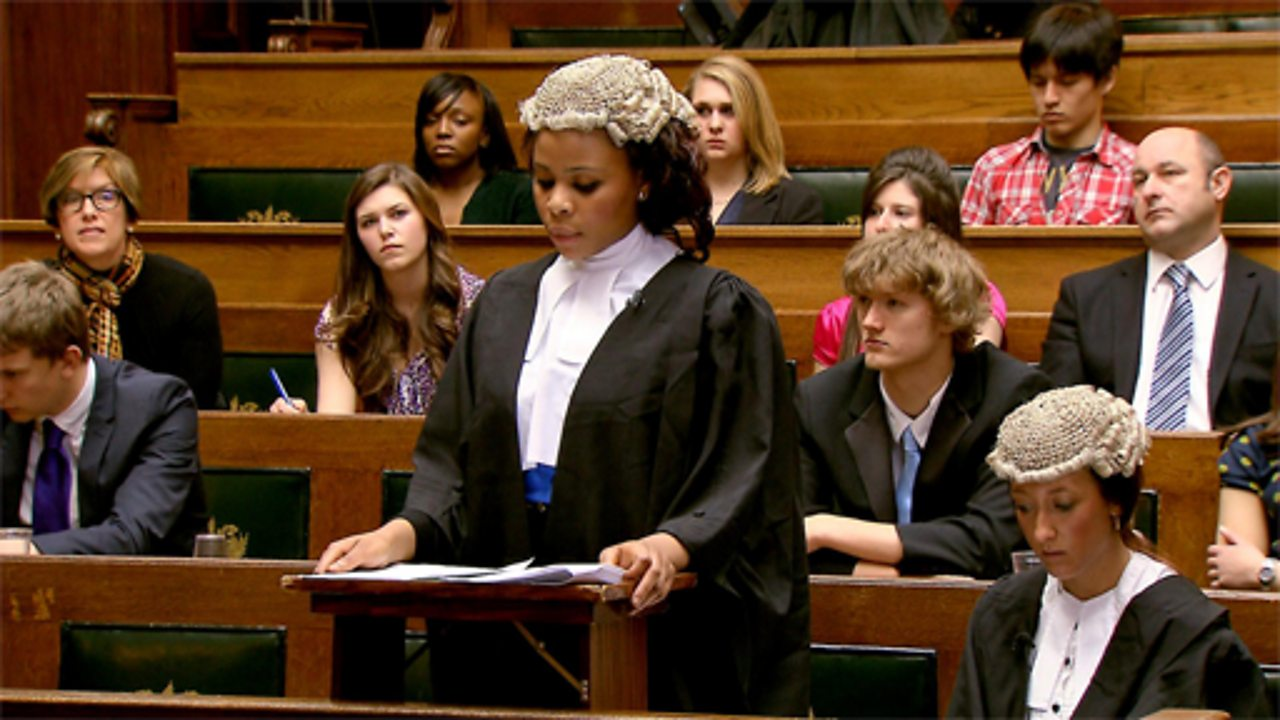 Mock criminal trial (2/6) - Opening statement for the prosecution and first witness