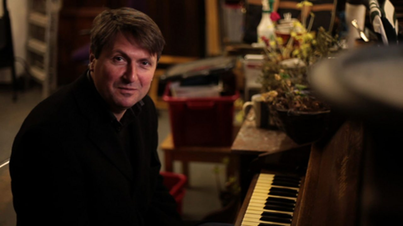 Simon Armitage: Writing Poems