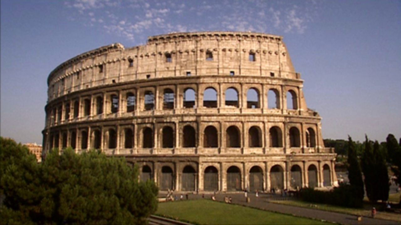 How the Romans invented concrete