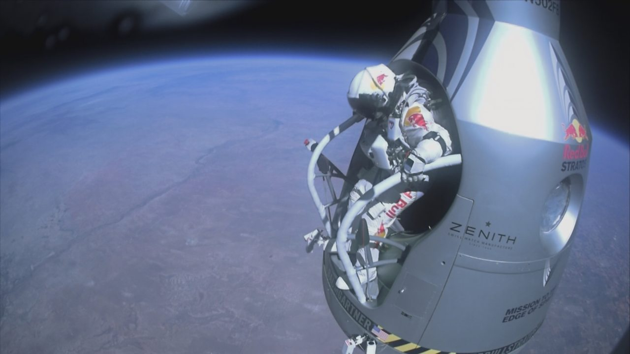 The Science of a Space Dive