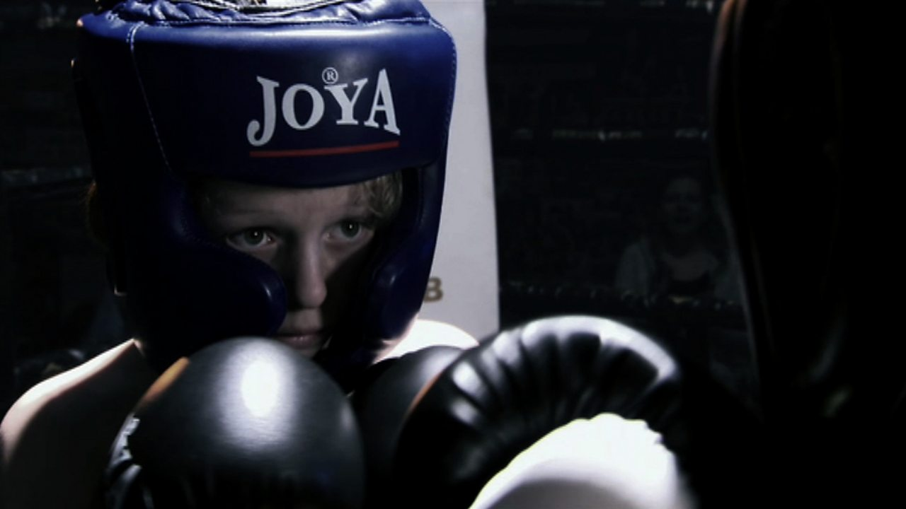 Joey's First Fight (Dutch with English subtitles)