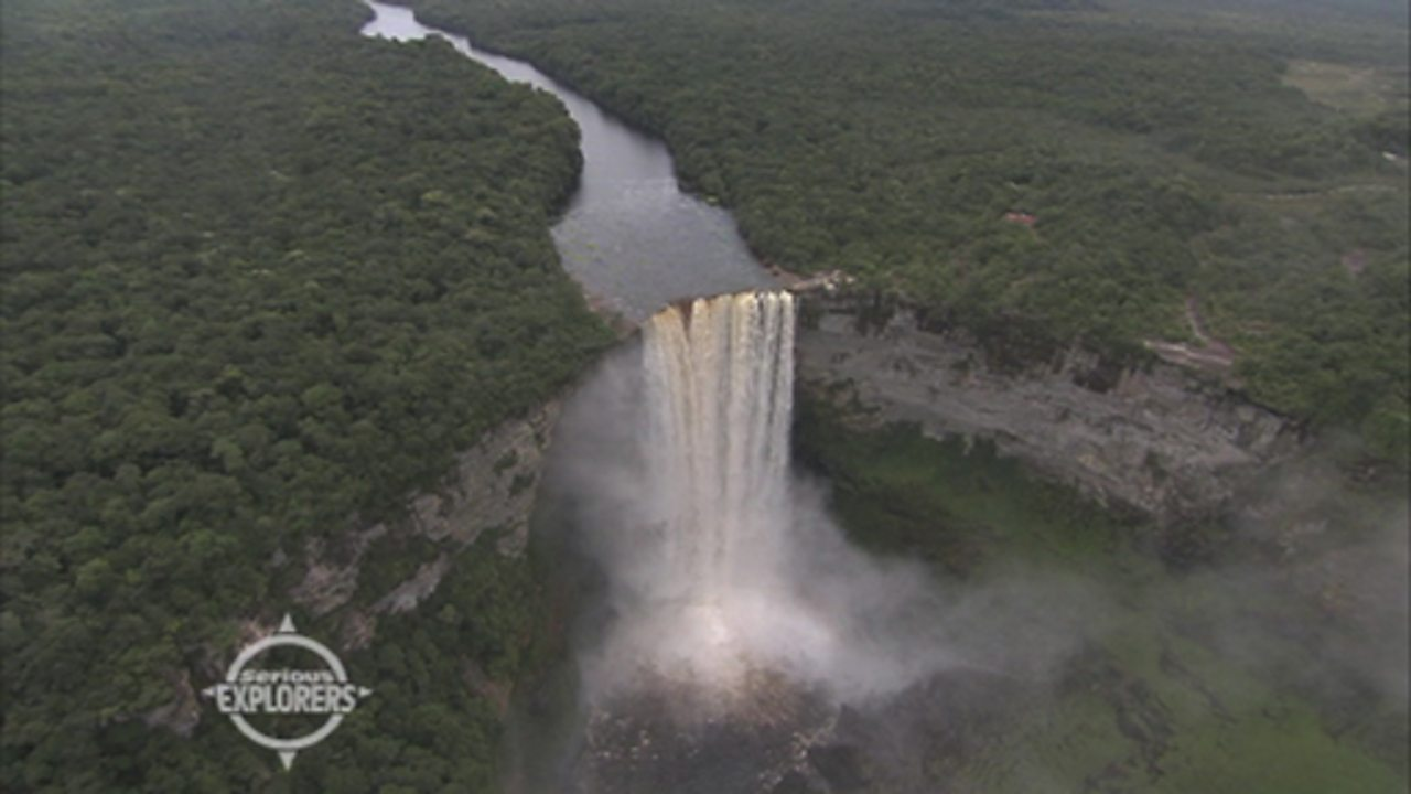 Expedition to Guyana - rivers and waterfalls (no narration)