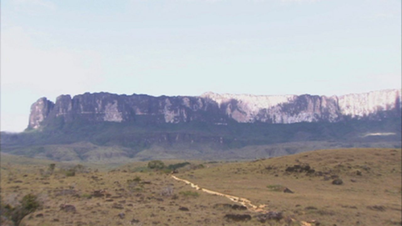 Expedition to Guyana - exploring Mount Roraima