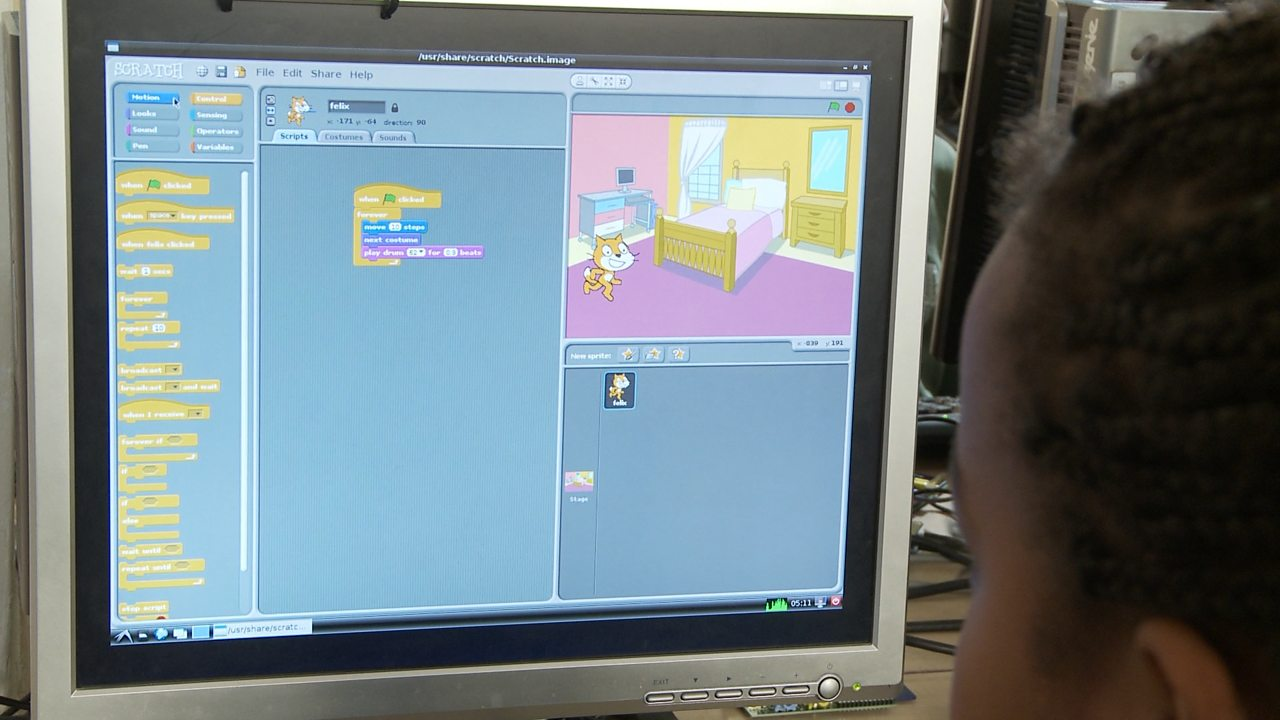 Computing KS1 / KS2: Programming a computer game