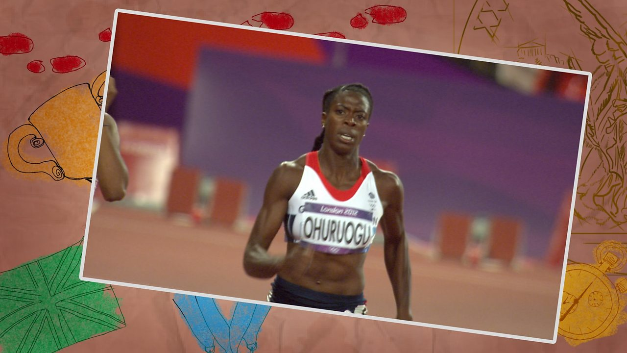 How Christine Ohuruogu became a top athlete