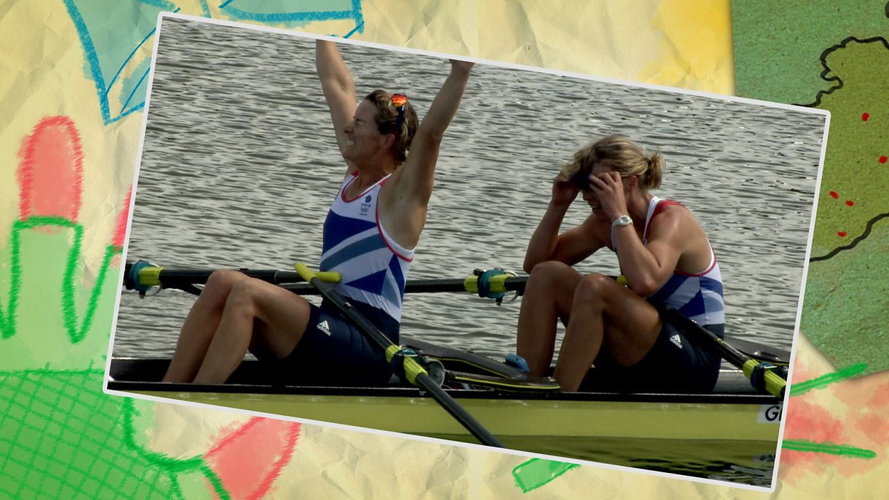 How Katherine Grainger was inspired to become an Olympic rower