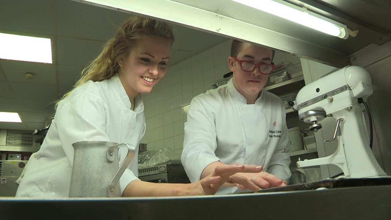Apprentice chef for a day