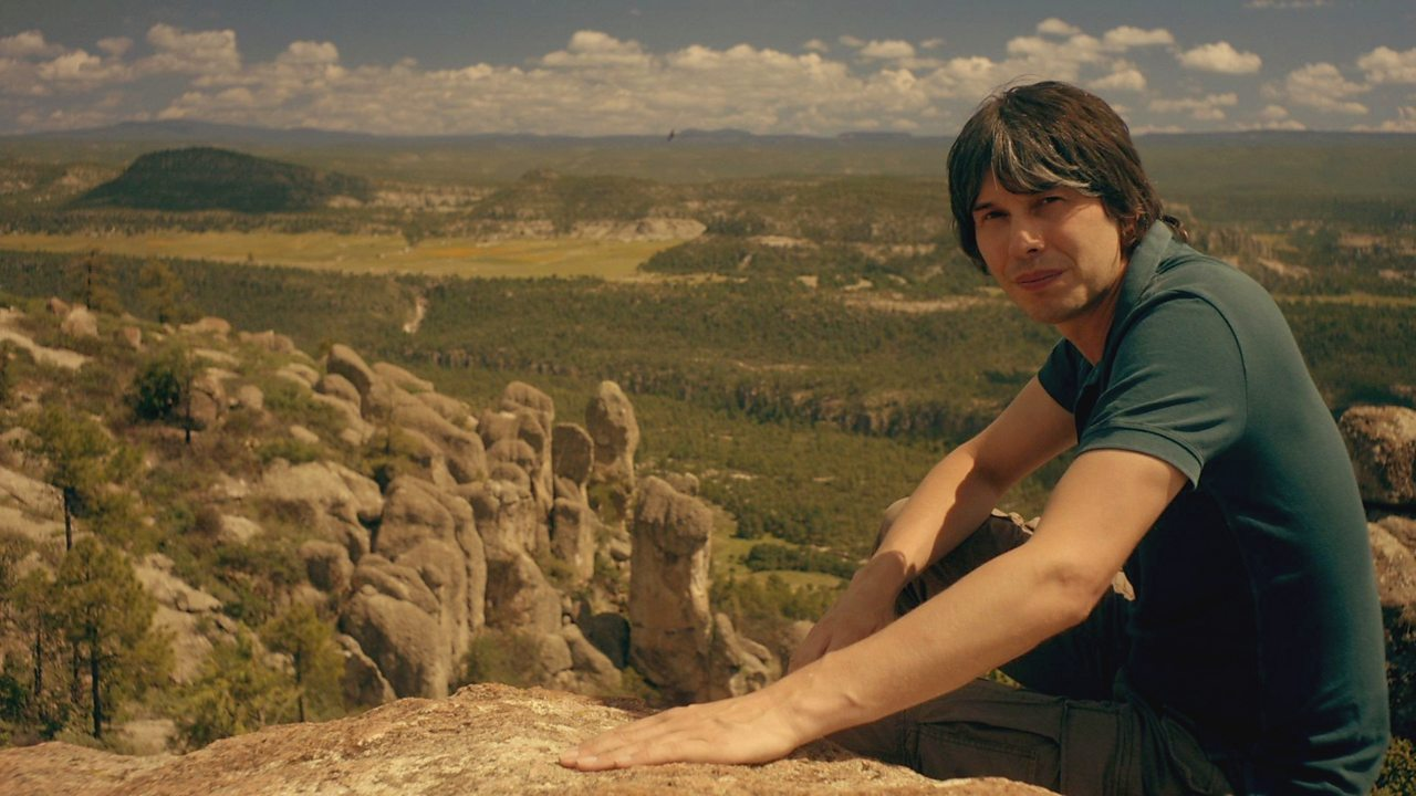 Brian Cox on how life on Earth began