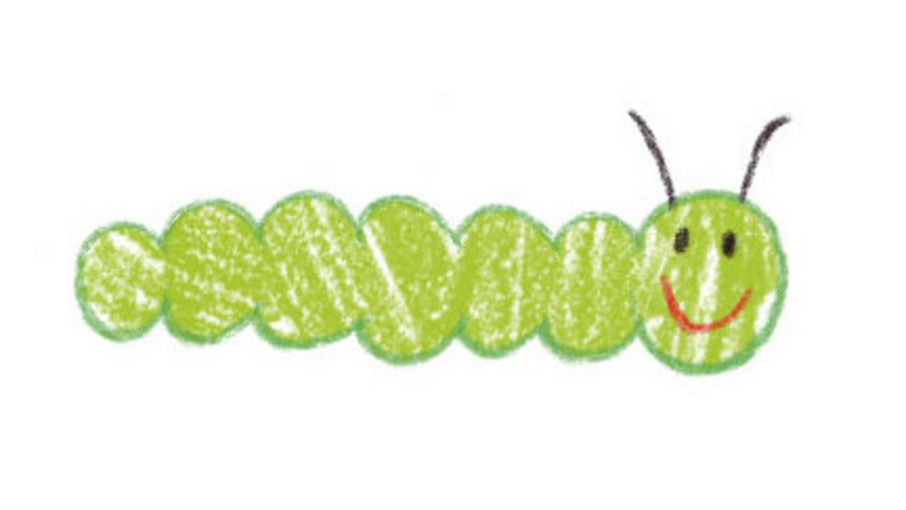 Get Squiggling! - Caterpillars