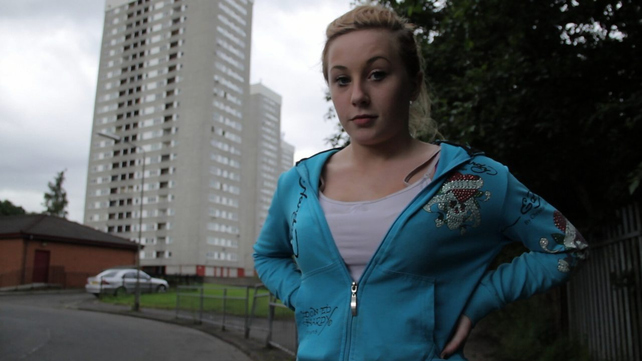 Teenage poverty in the UK - Shelby's story