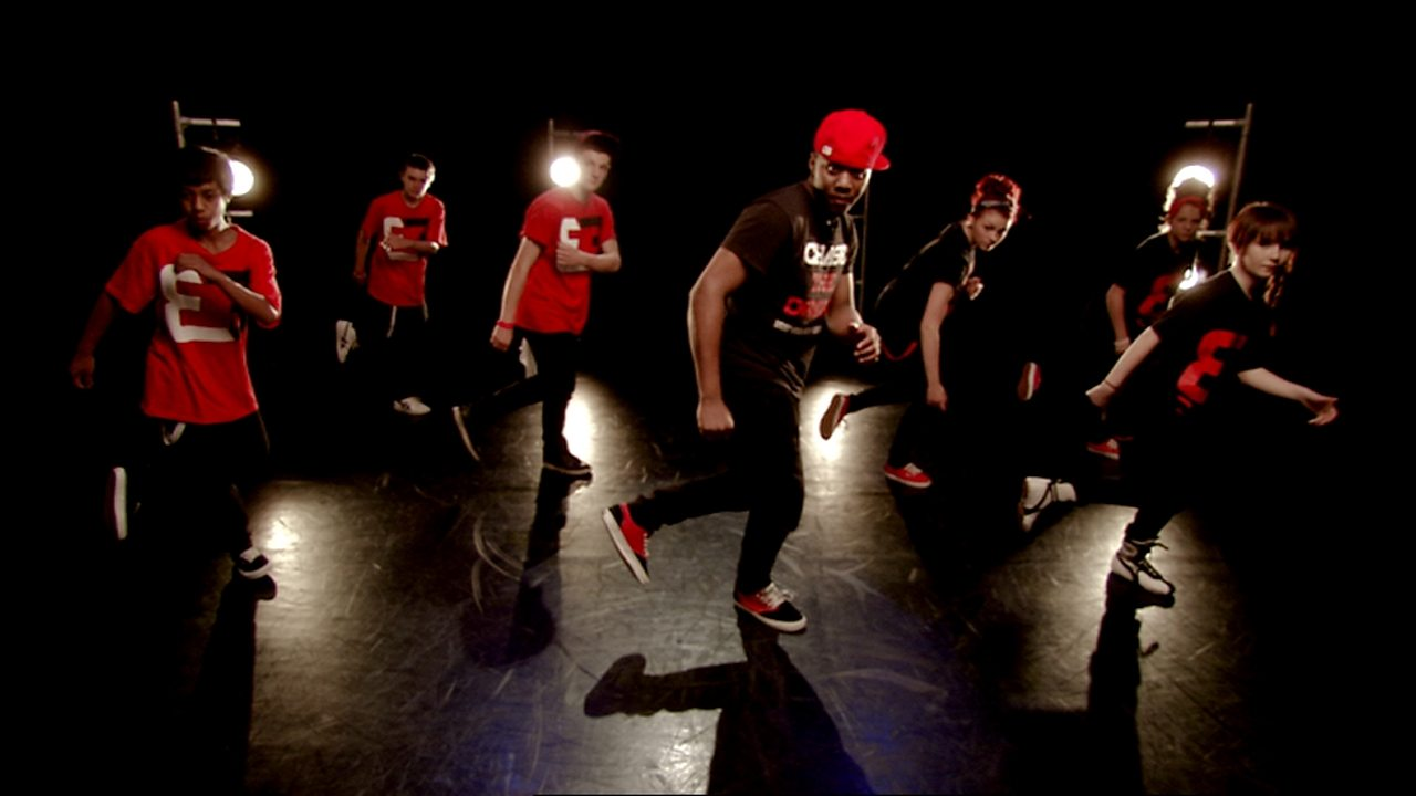 Swoosh's street dance masterclass on B-boying and footwork