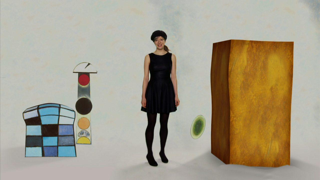 Kandinsky's 'Schaukeln'