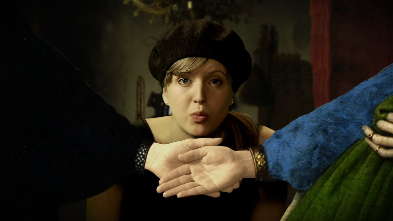 Jan van Eyck's 'Arnolfini Portrait'