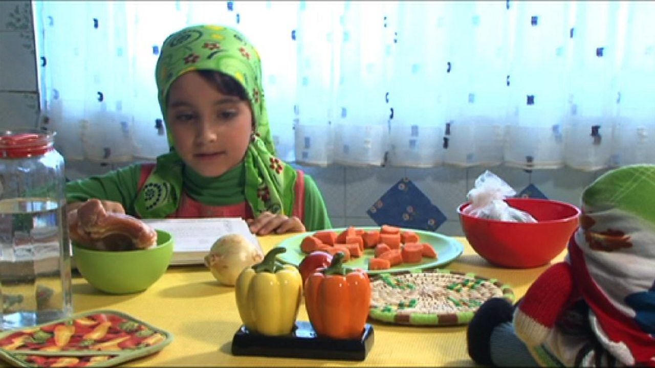 My Cookery (Iranian with English subtitles)