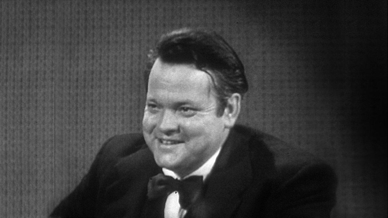 Press Conference - Orson Welles
