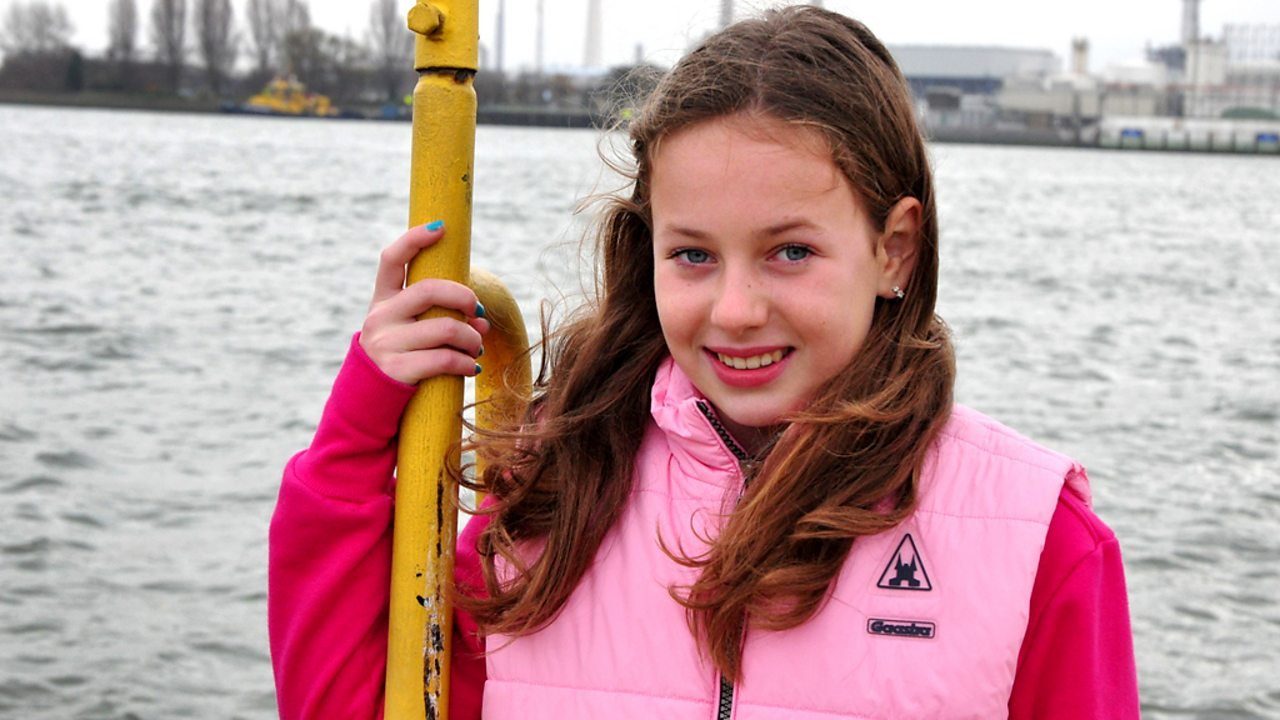 A child-led tour of Rotterdam in Holland