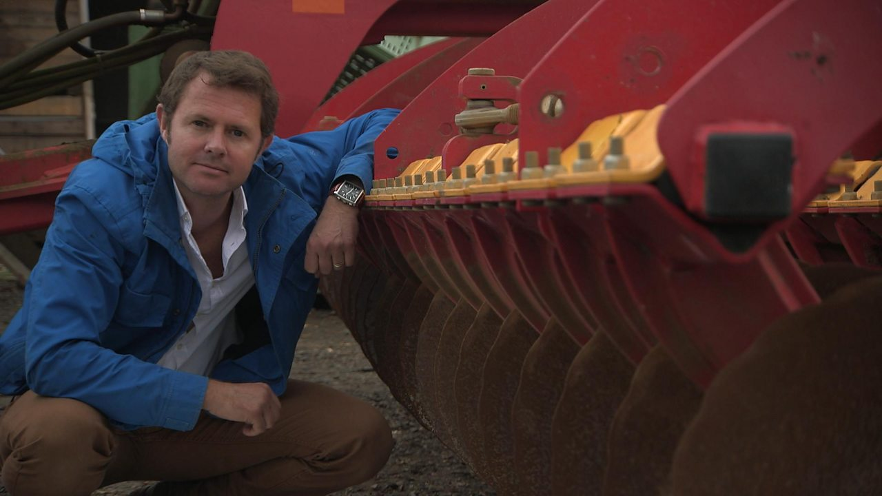 Biology KS3 / KS4: How the combine harvester has changed the way we farm