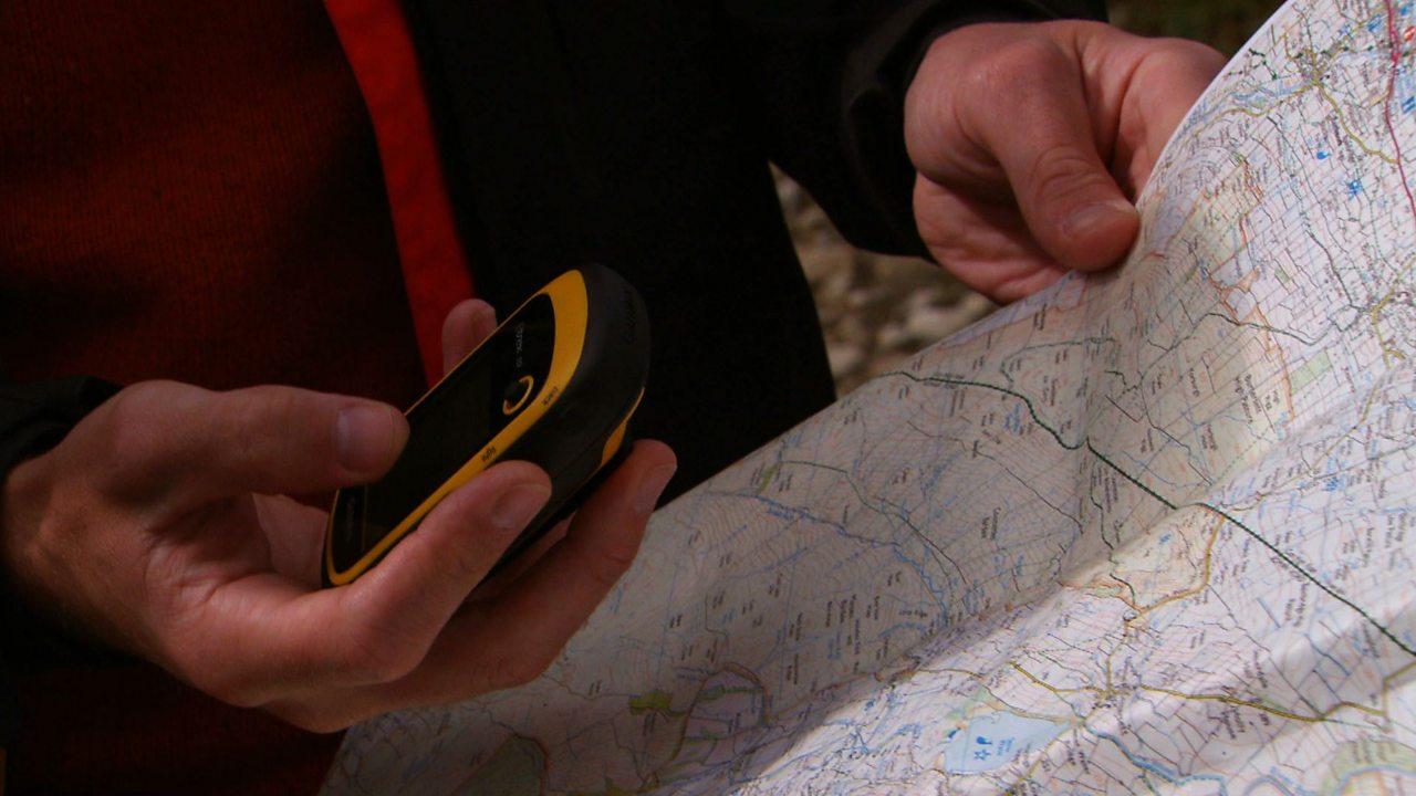 Understanding map co-ordinates