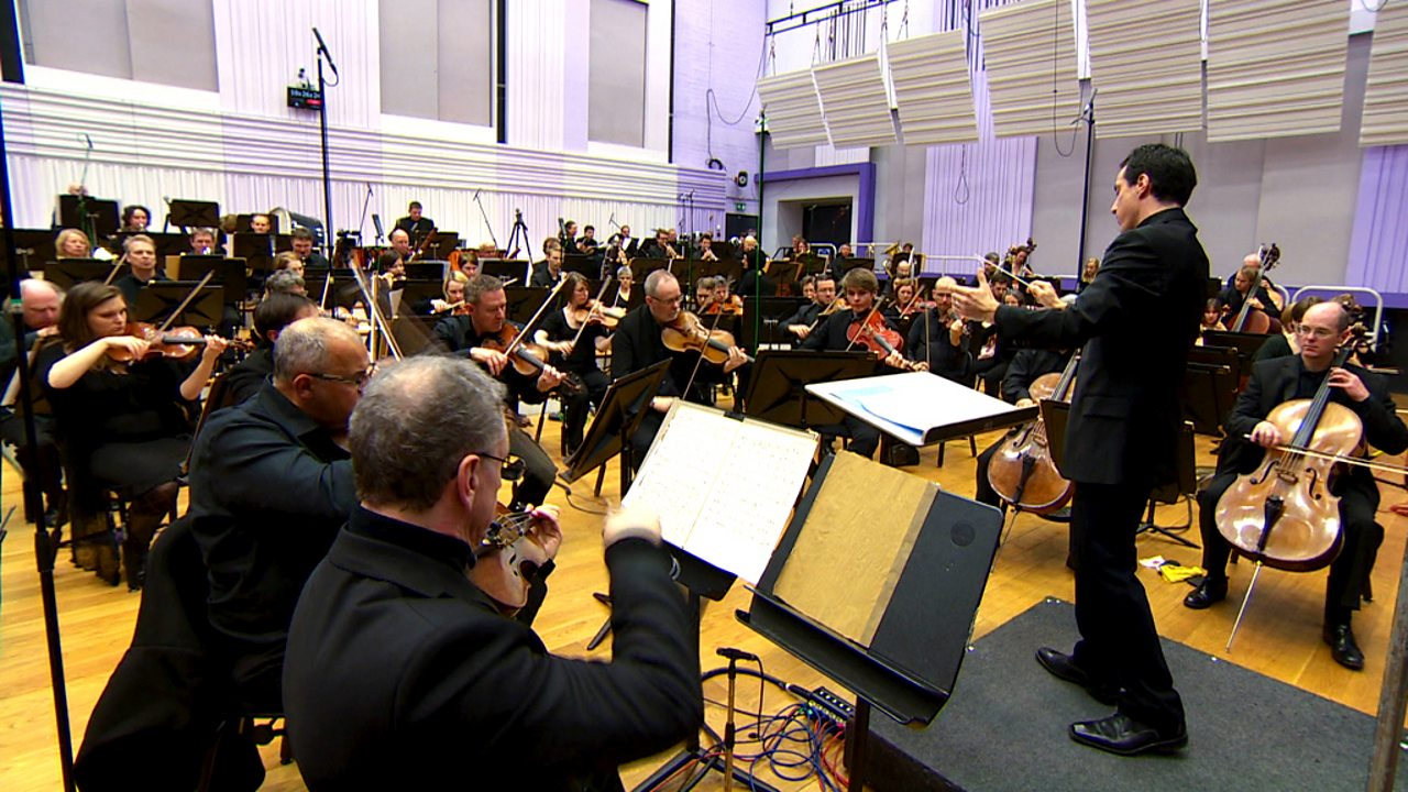 Performances from the BBC Philharmonic Orchestra