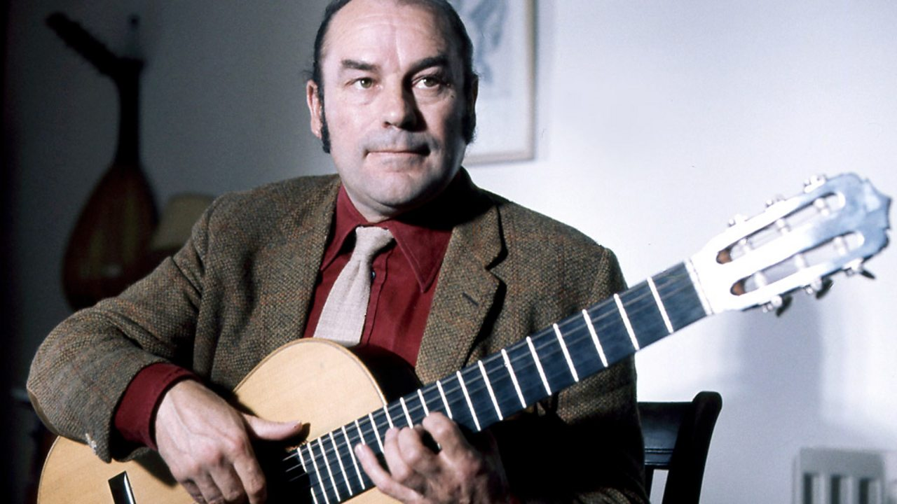 Julian Bream Masterclass