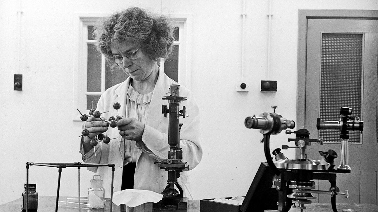Professor Dame Kathleen Lonsdale, 1967