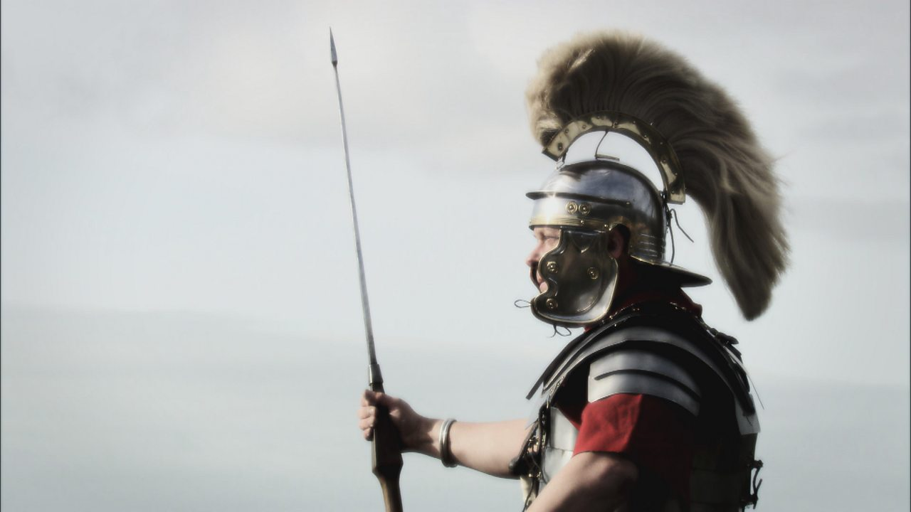 Soldiers in Roman Britain