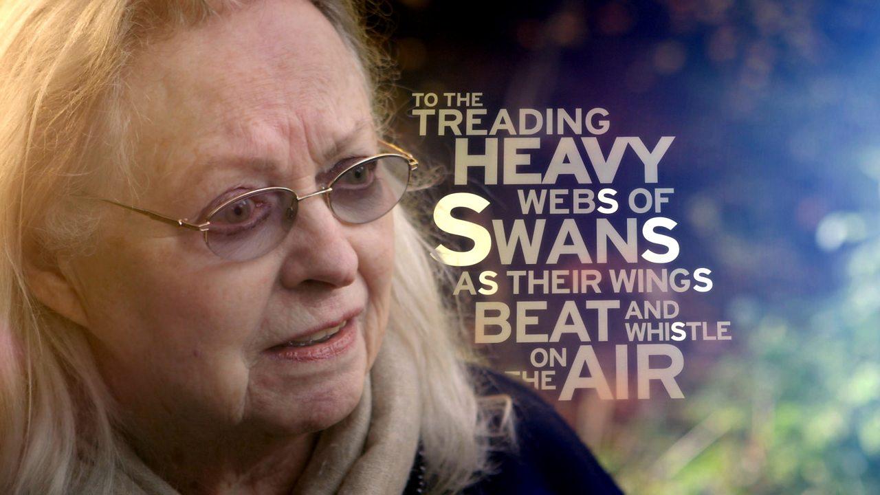Gillian Clarke on her poem 'Cold Knap Lake'