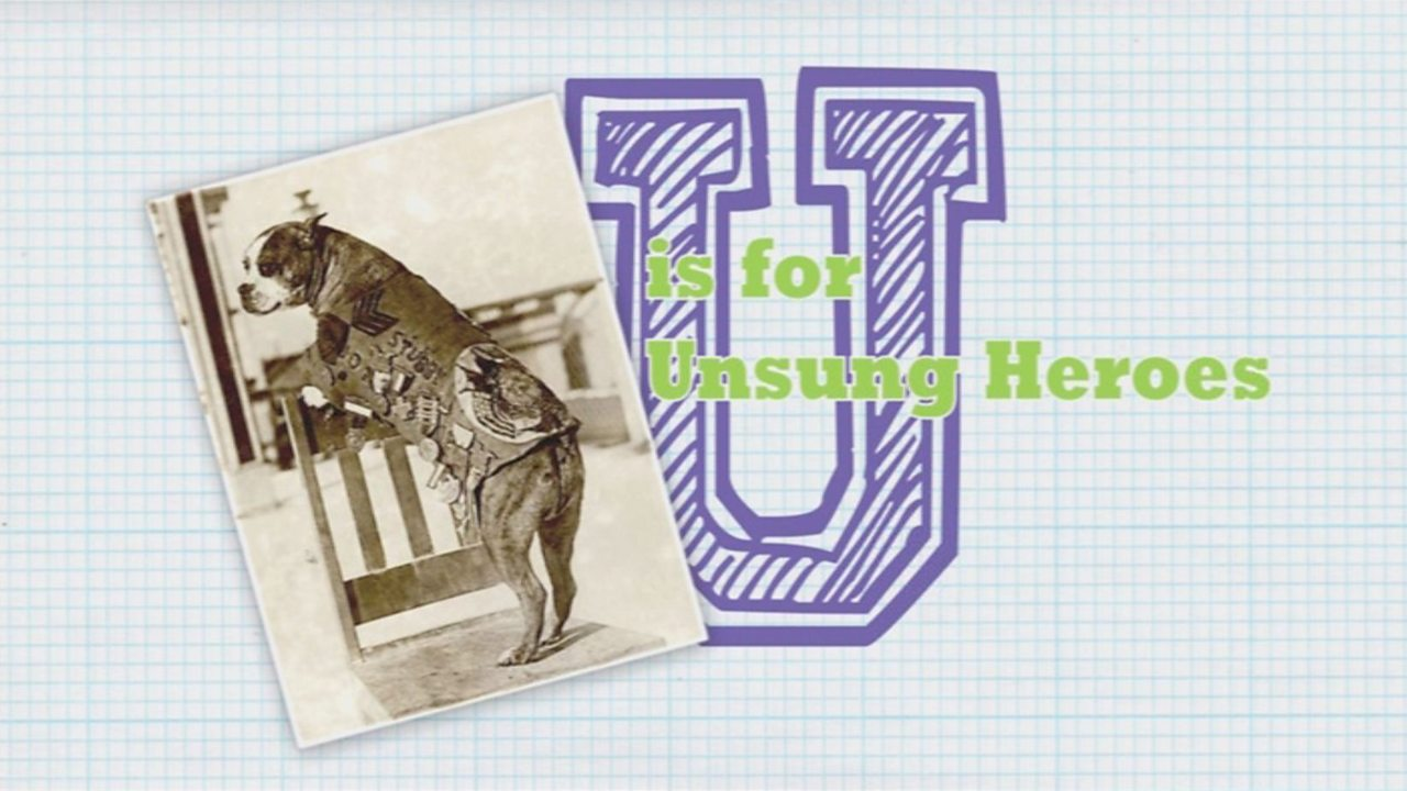U is for Unsung Heroes