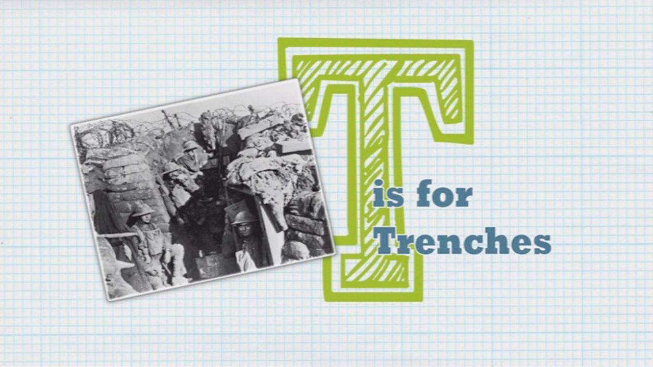 T is for Trenches