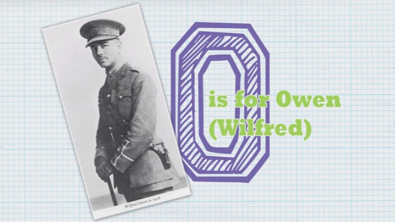 O is for Owen (Wilfred)