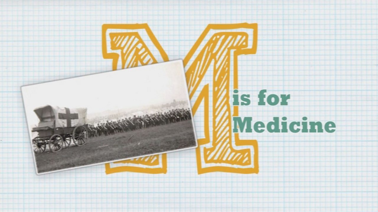 M is for Medicine