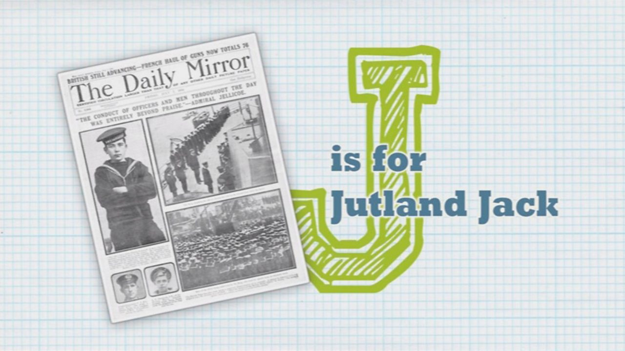 J is for Jutland Jack