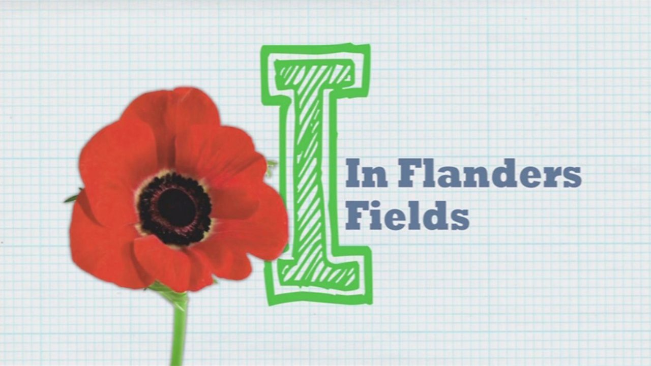 I is for In Flanders Fields
