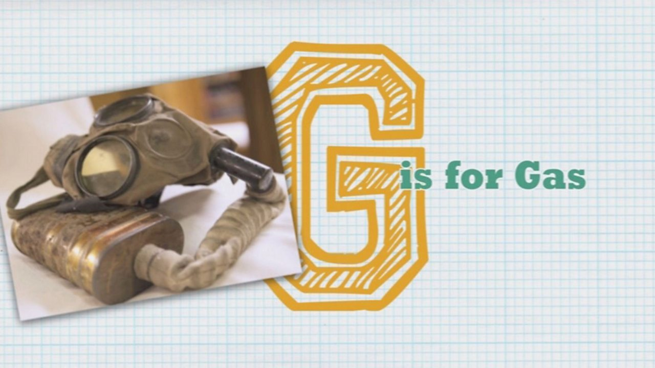 G is for Gas