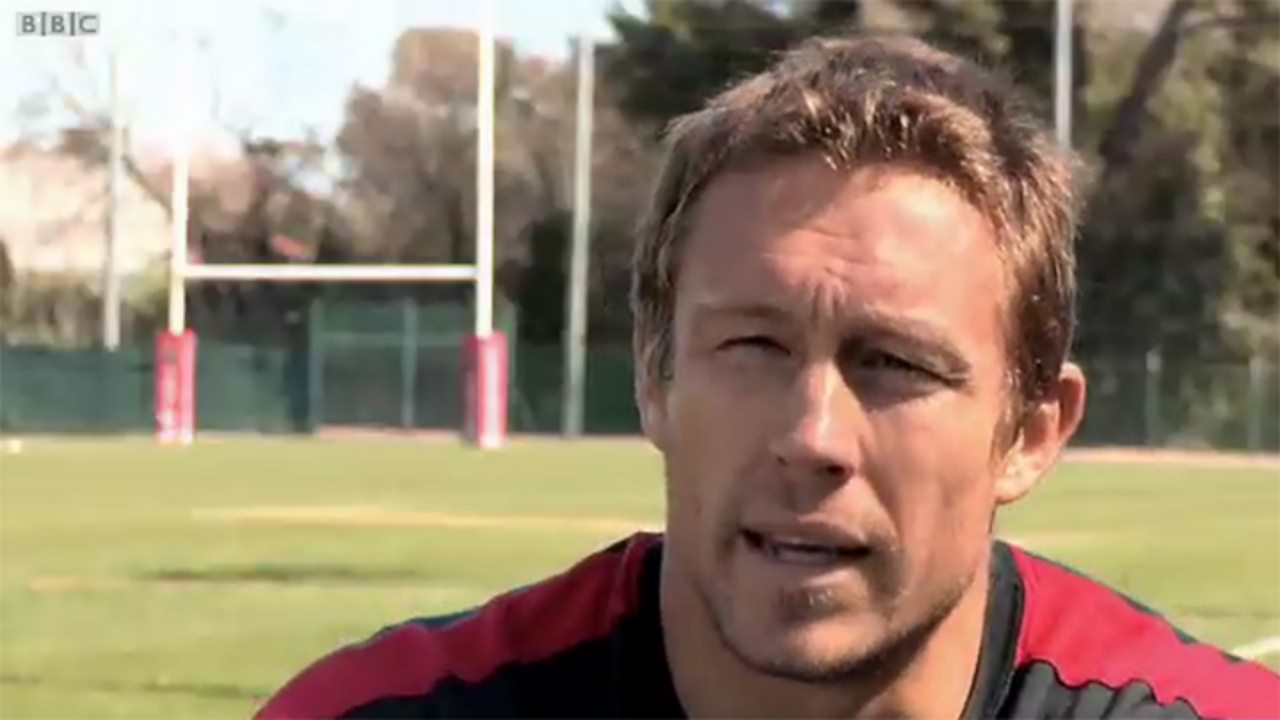 French vocabulary and pronunciation with Jonny Wilkinson
