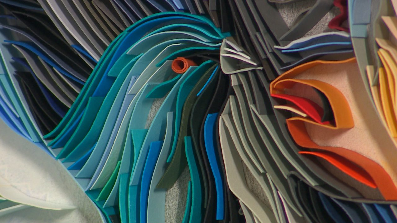 Finding inspiration with artist Yulia Brodskaya