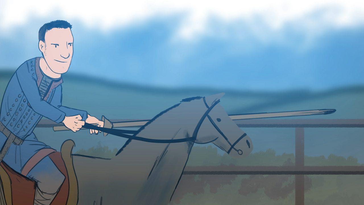 History KS2: The Normans (animation)
