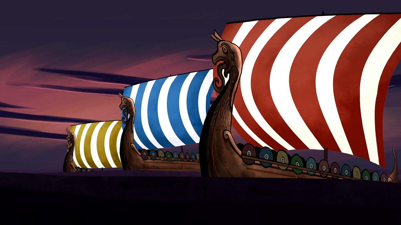 History KS2: The Vikings (animation)