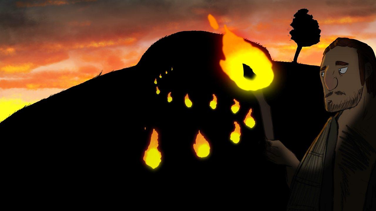 History KS2: New Stone Age (animation)