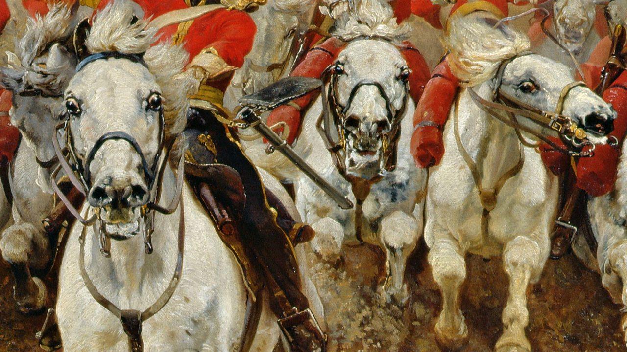 War Artist Lady Elizabeth Butler