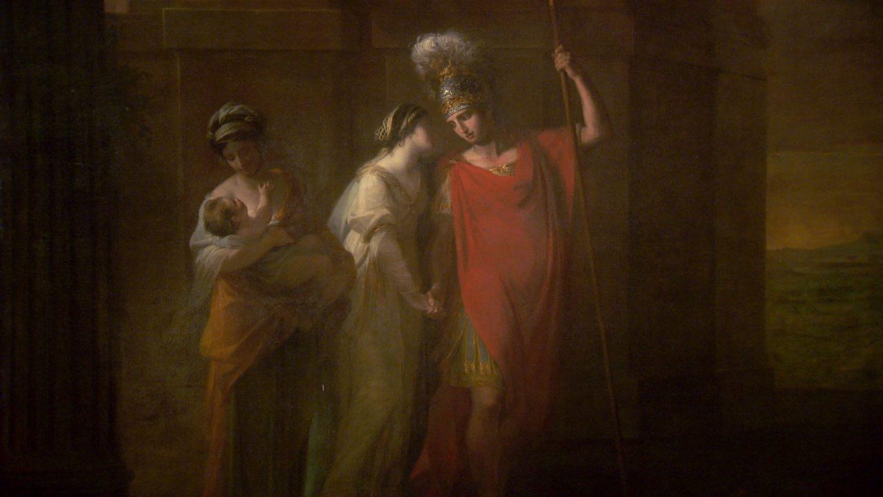 Angelica Kauffmann and the Royal Academy