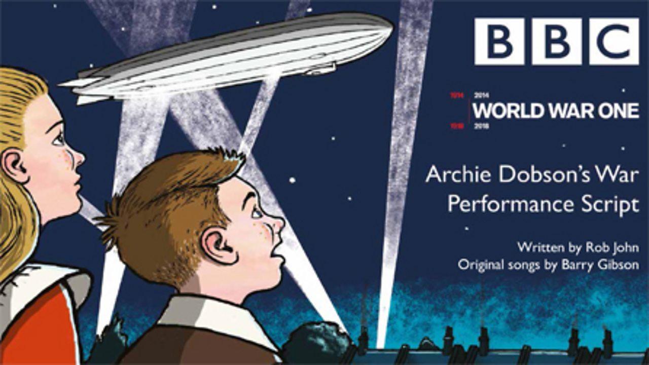 Archie Dobson's War