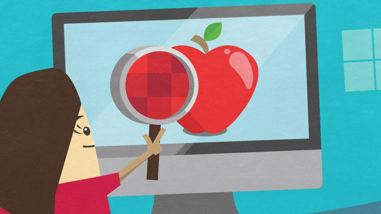 BBC Bitesize - How do digital images work?