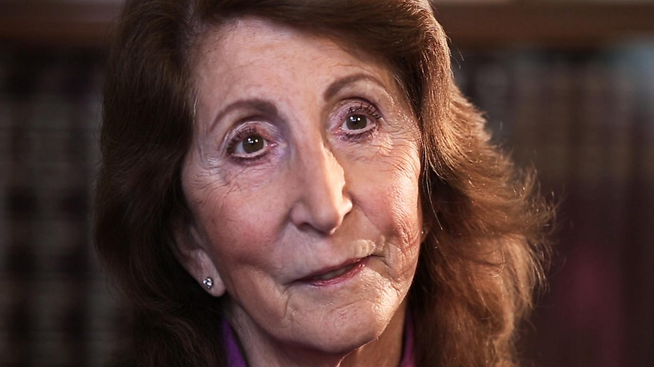 Interview with Holocaust survivor Ruth Rogoff