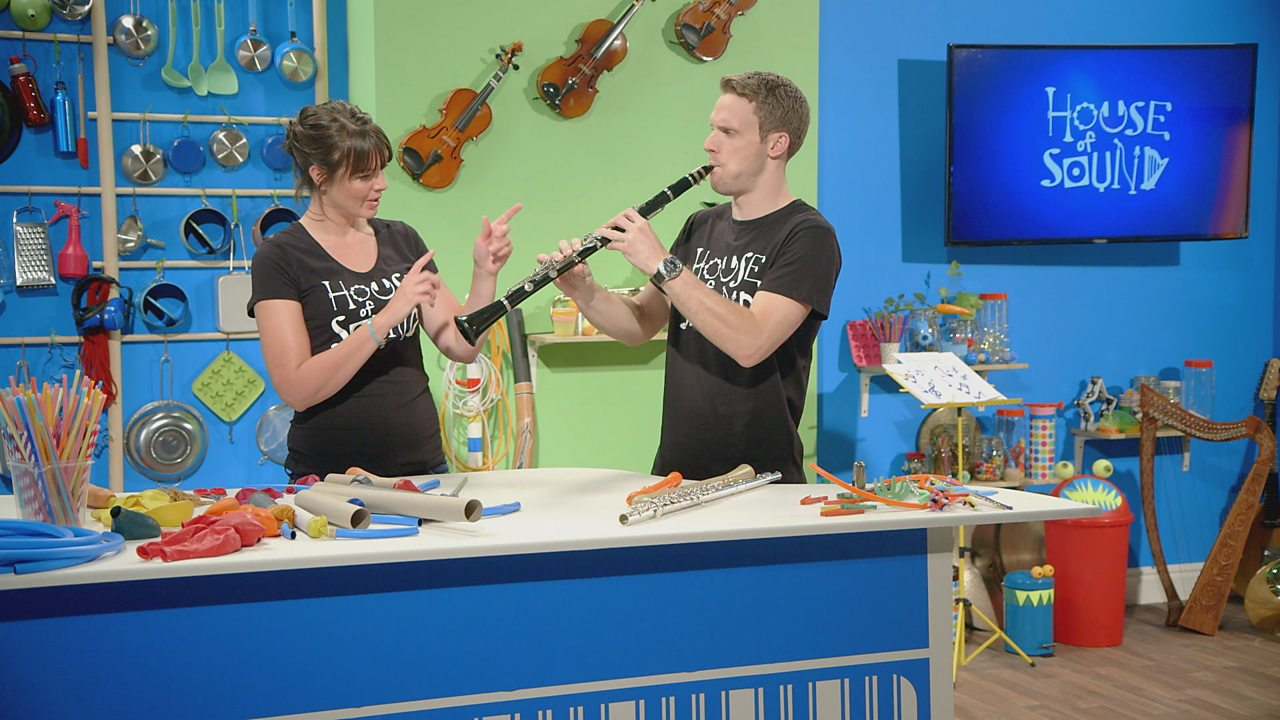 Music / Science KS2: How woodwind instruments make sound