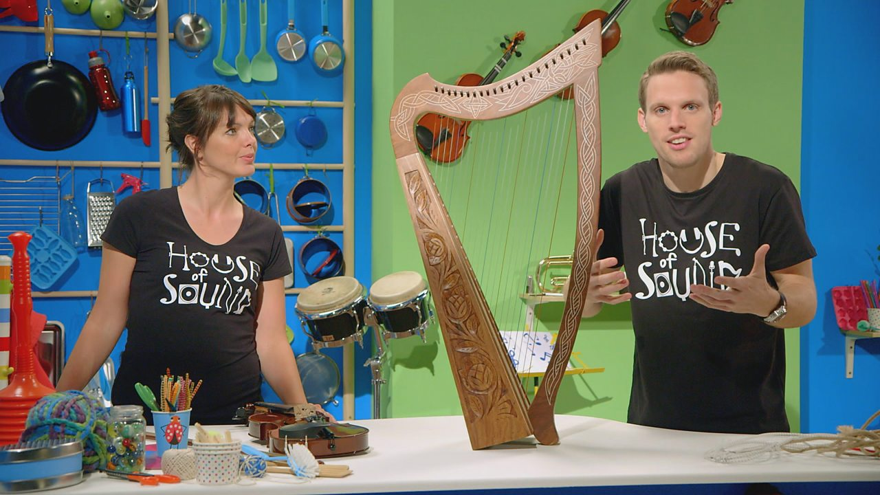 Music / Science KS2: How string instruments make sound